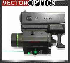 Best Light Laser Combo For Glock 19 Vectop Optics Tactical Led Flashlight Torch Green Dot