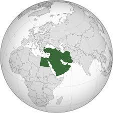 Resultado de imagem para Middle East