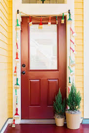 how to hang garland around front doorBest Front Door Awnings Overhang Ideas On Pinterest Porch Awning