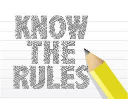 resume writing rule