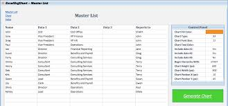 018 Organization Chart Template Excel Ideas Remarkable Org
