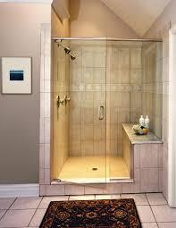 corner shower stalls. Glass Door Corner Shower Stalls Cabinet Frameless Screen Above Ground Pool Fence What E