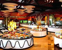 round table lunch buffet hours