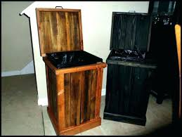Wooden Kitchen Trash Containers Wood Kitchen Trash Container Kitchen Trash  Cans Wooden Trash Cans For Kitchen For Like This Item