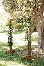 best 25 wood wedding arches ideas on wood arch wedding altars and wedding ceremony fl arch