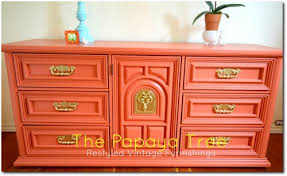 1000 images about painted furniture on pinterest coral dresser dressers and annie sloan bright painted furniture