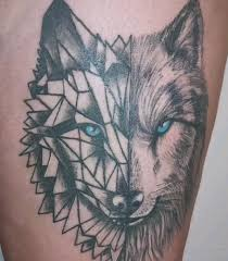 At Bigkitty 𝔹𝕚𝕘𝕂𝕚𝕥𝕥𝕪 Zahojeno Wolf Wolftattoo
