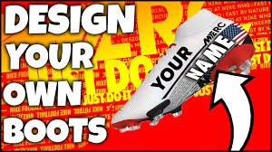 Design Your Own Boots How To Design Your Own Nike Boots Feat Cr7 Mbappe Sancho Neymar Hazard