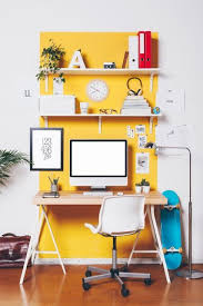 Yellow Office Things To Consider When Choosing Colors For Your Office Td