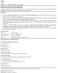 Electrical Engineer Fresher Resume Magnificent Electrical