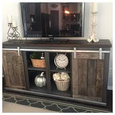 modern farmhouse tv console style stand country cabinet kitchen
