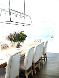 chandelier height in dining room height of chandelier over dining table dining room ceiling linear dining