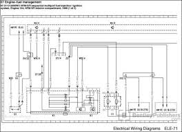 mercedes benz c class w202 repair information 1994 2000 click to enlarge and for longer caption if available ele electrical wiring diagrams
