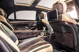 Prior Design W222 Interior Prior Design Mercedes Benz S Klasse W222 2014 Pr