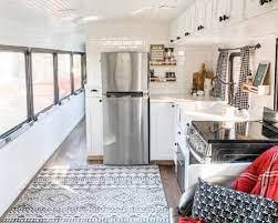 Best Skoolie Kitchen Design Ideas Layouts Skoolie Livin