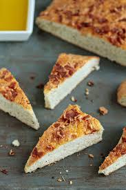 Bacon And Cheese Focaccia Bread Recipe My Baking Addiction