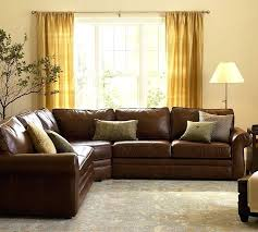 l shaped leather couch sofa leather l shaped couch large sectional sofas traditional dark brown leather