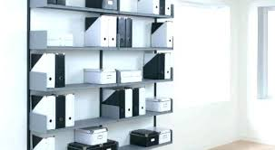home office wall shelving. Wall Mounted Shelves For Office Shelf Home Shelving Contemporary