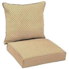 Patio Chair Cushion Covers Patio Cushion Cover With Red Cushion
