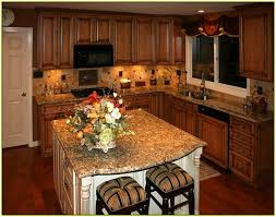 Concept Maple Kitchen Cabinets Backsplash Tile Ideas With A Intended Inspiration