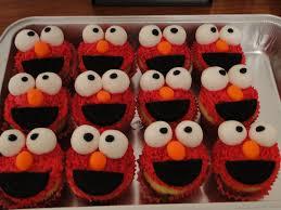 Elmo Cake A Joyful Servant