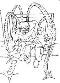 Spiderman Da Colorare Con Immagini Da Colorare Spiderman E