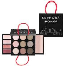 just in time for summer sephora collection launches the sephora canada palette a mini colour palette celebrating sephora s love for canada