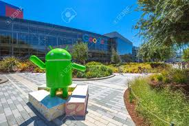 google office pictures california. Mountain View, California, USA - August 15, 2016: Android Nougat Replica In Google Office Pictures California