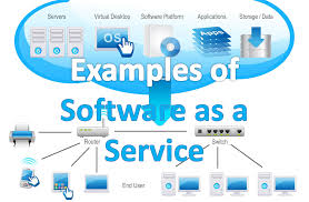 Cloud Computing Examples Examples Of Software As A Service Saas