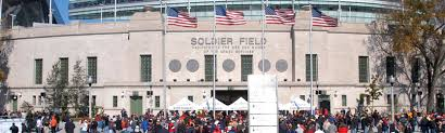 Soldier Field Chart Soldier Field Tickets And Seating Chart
