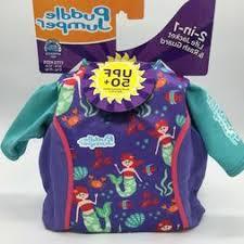 Kids Mermaid Puddle Jumper Life Jacket Life Jacket Org