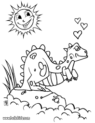 Small Picture Coloring Pages Triceratopsaurus Coloring Page Dinosaur Coloring