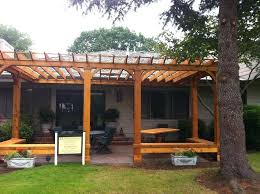 what is a pergola pergol cnopies elegnt cedr thn pictures on deck with curtains plans 12x20