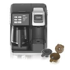 Coffee Machine Deals Amazoncom Hamilton Beach 49976 Flex Brew 2 Way Brewer