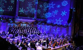 Holiday Pops At Boston Symphony Hall
