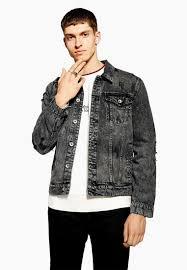 Куртка <b>джинсовая Topman</b> купить за 3 220 руб TO030EMFJJX5 в ...