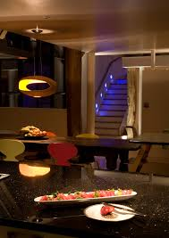 stair tread lighting. Fun And Colour. An Ancient Barn Lit With Modern Fittings Stair Tread Lighting