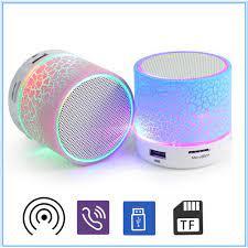 Loa Bluetooth A9 Có Đèn Led