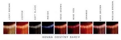 Henna Copper Zrzavá U Stoletého Stromu