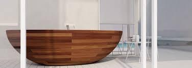 Wooden Bathtub Amazing Wooden Bathtub Showers Modern Home Decor