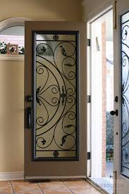 custom designed quality made properly installed simply gorgeous laser cut inserts best wrought iron doors