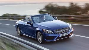 Mercedes launches C-Class Cabriolet in Geneva | Auto Trader UK