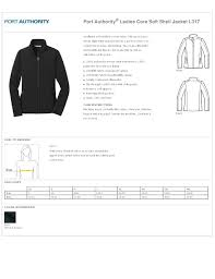 Port Authority Fleece Jacket Size Chart Apparel World Natural Bodybuilding Federation