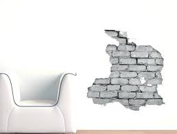 >urban wall brick perfect urban wall decal urban barn canvas wall art  urban wall brick perfect urban wall decal urban barn canvas wall art