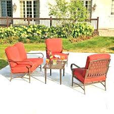 used patio set