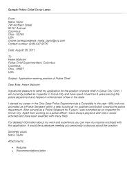 Law Enforcement Cover Letter Awesome Collection Of Cover Letter