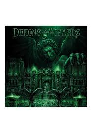 <b>Demons</b> & <b>Wizards</b> - III Ltd. Deluxe - Artbook <b>2</b> CD - Official Metal ...