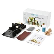 new bottle cutter kit agptek glass