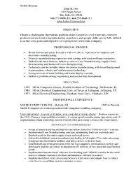 promotional resume sample promotional model resume template penza poisk