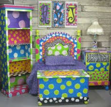 funky hand painted furniture would love to do this to a white dresser i have carolyn funky furniture